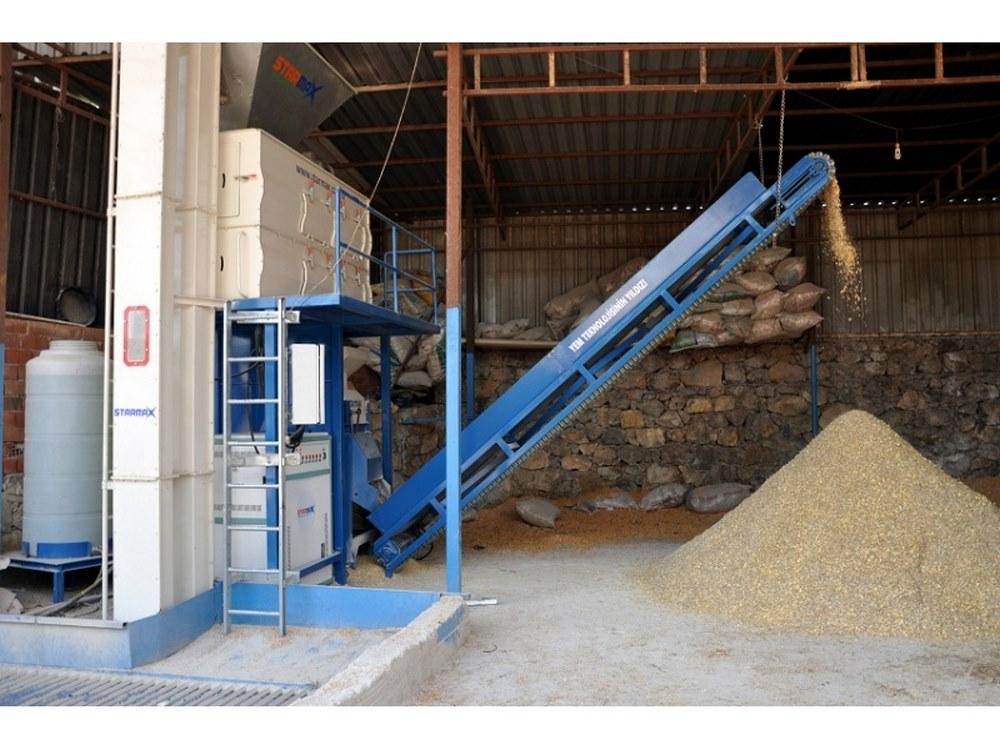 Eko Flakes Team Flaker Mill Plant