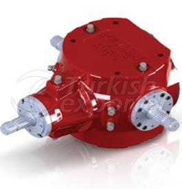 Gearboxes CD107