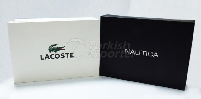LACOSTE & NAUTICA GIFT BOX