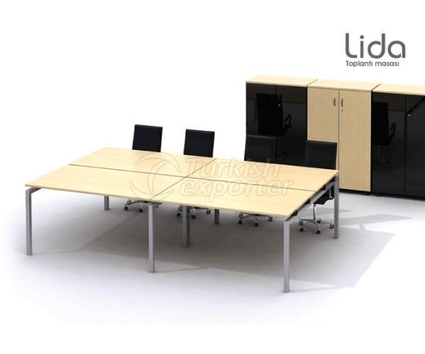 Meeting Table Lida