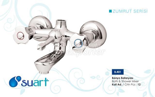 Bathroom Faucet B401 Zumrut