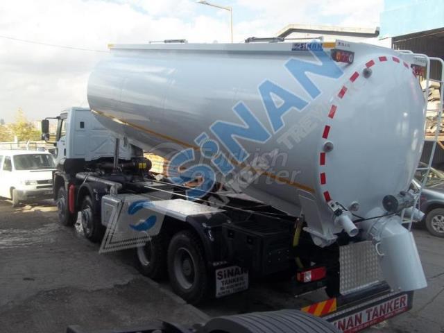 Tipper Fertilizing Tankers