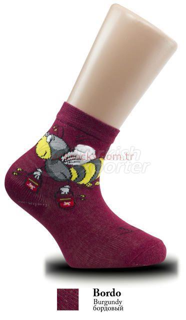 Chaussettes pour enfants M0C0103-0006 2