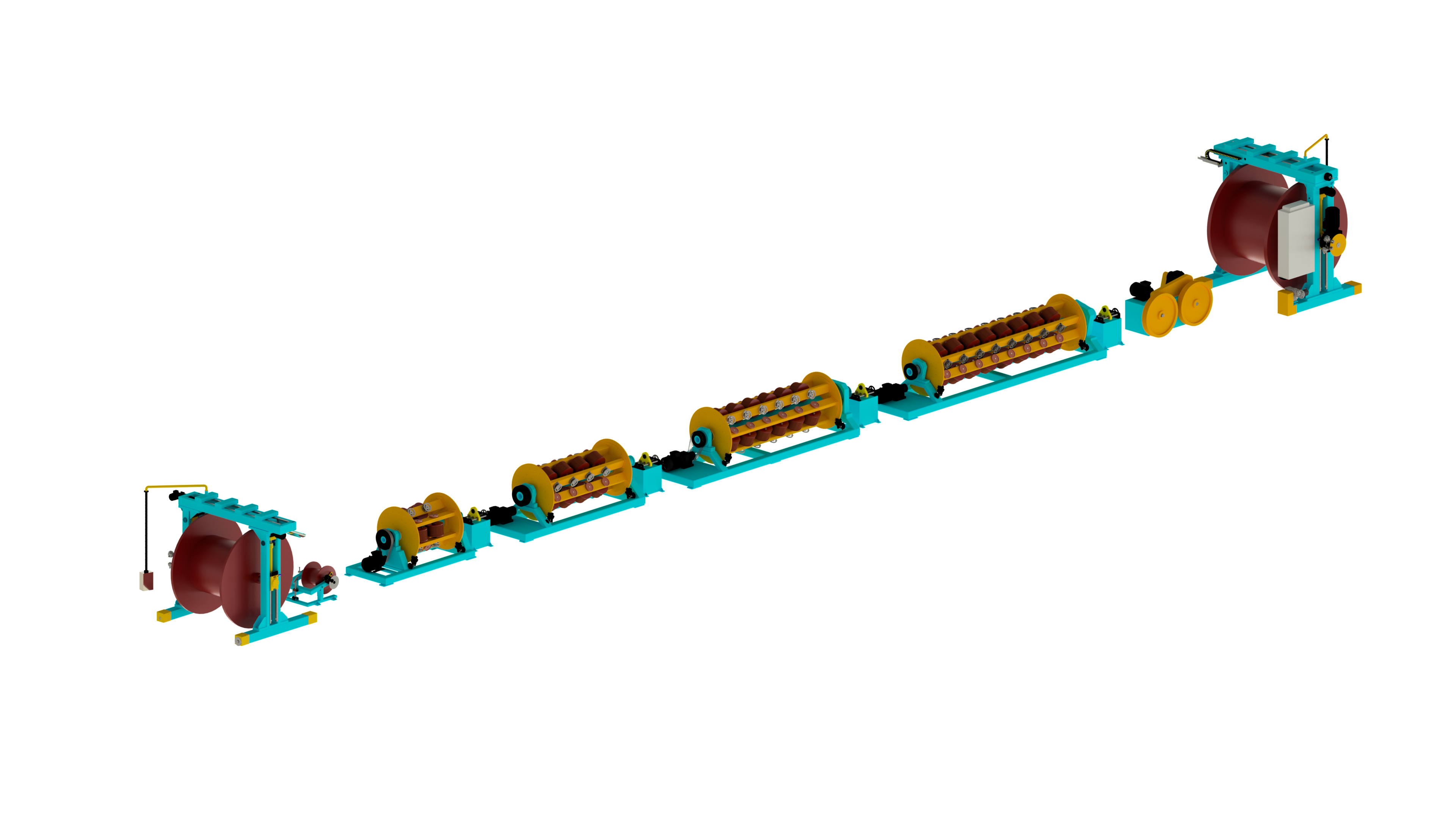 RIGID STRANDER LINE
