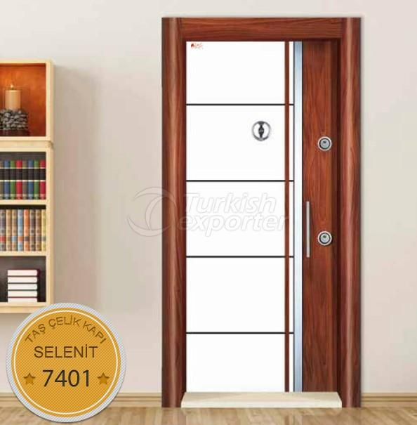 Steel Door - Selenit 7401