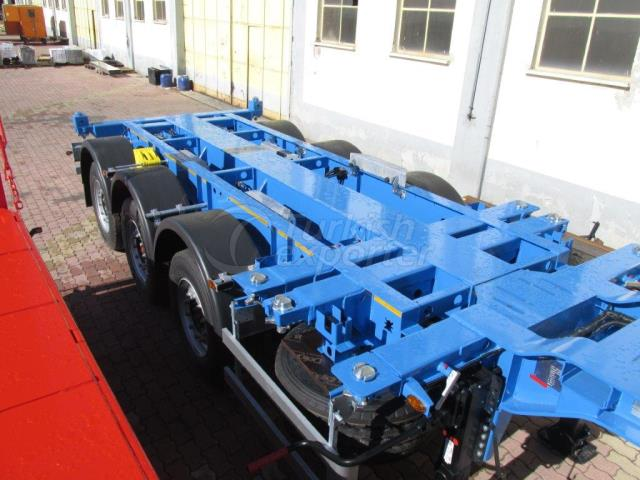 Telescopic Container Carrier
