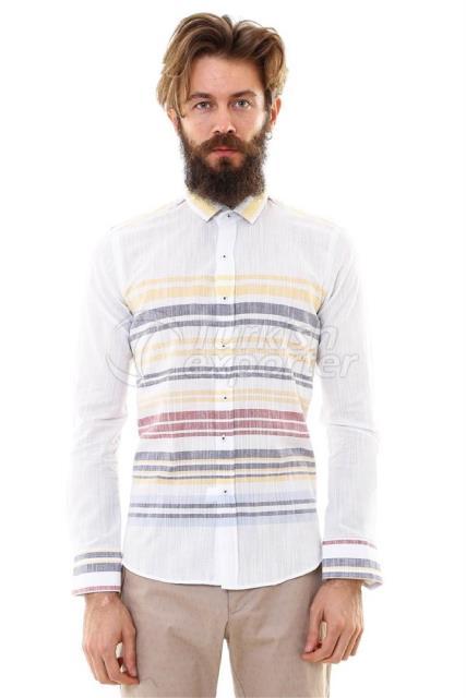 Camisa de algodão WSS Wessi