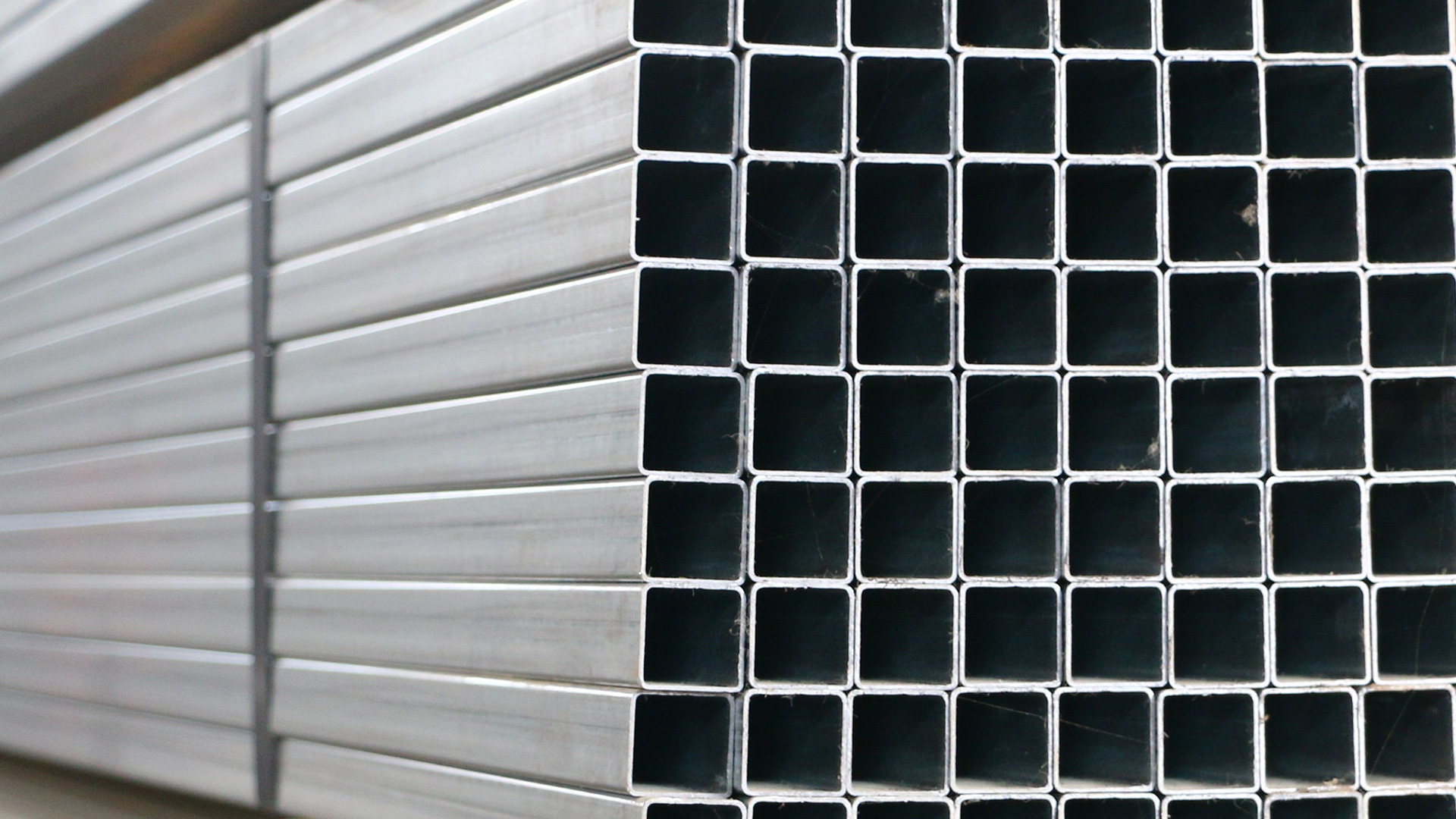 Galvanized Square Hollow Sections