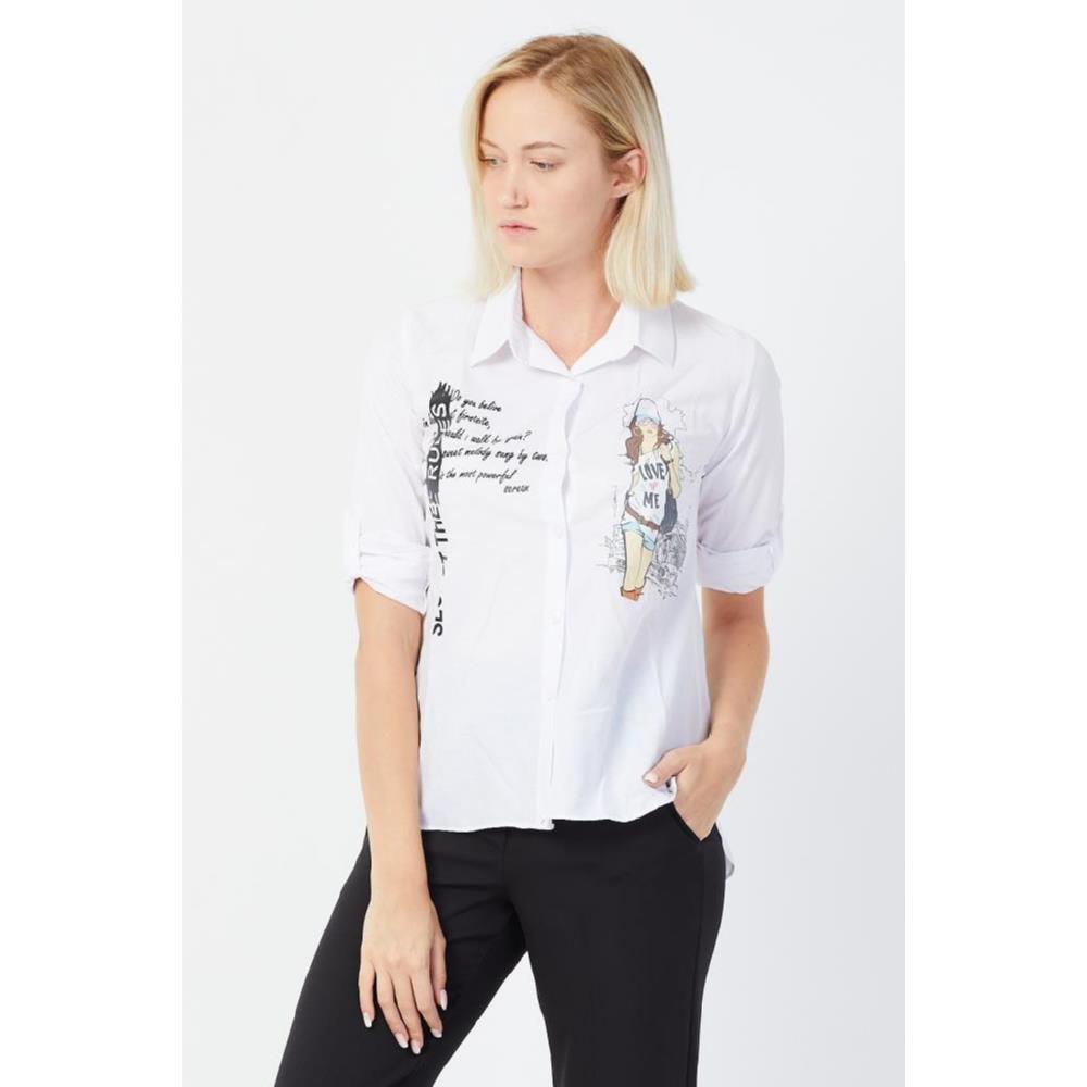 White Shirt K0300195