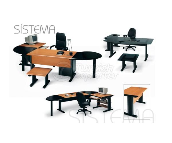 Work Desk Sistema