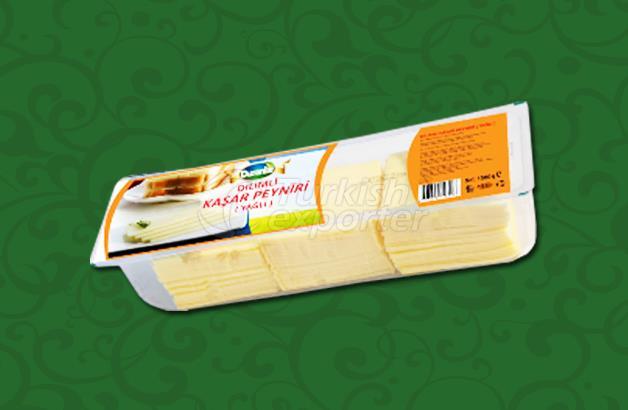 Mediterranean Sliced Cheddar Cheese 2000 G