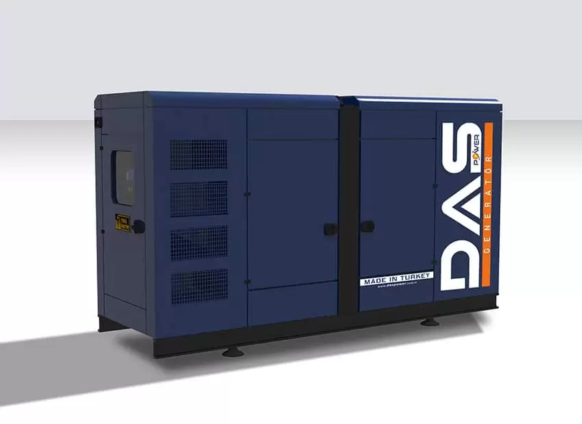 Ricardo Engine Generator