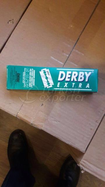 DERBY  GILETTE