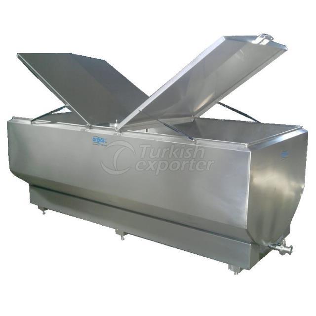 2.000 Liter Milk Cooling Tank