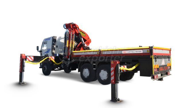 Knuckle Boom Cranes-ASK65