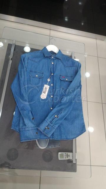 Camisa Jean