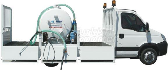 Mobile Cleaning Units