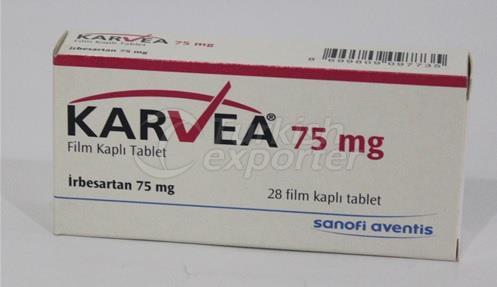 KARVEA 150 MG 28 TABLETS -APROVEL-