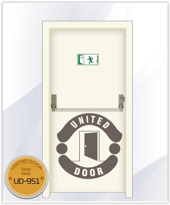 Metal Door Serie - UD-951