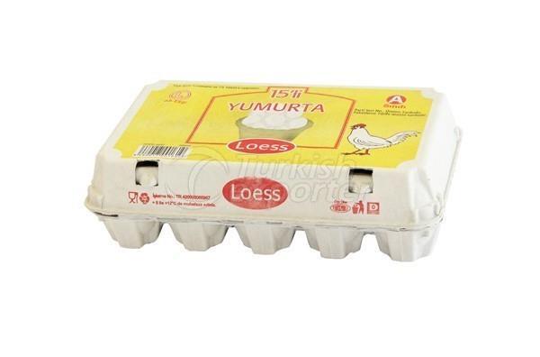15 Loess Eggs