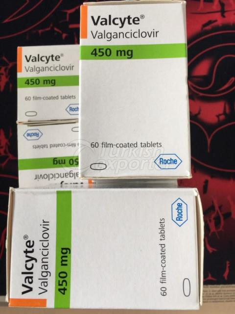 VALCYTE-450MG