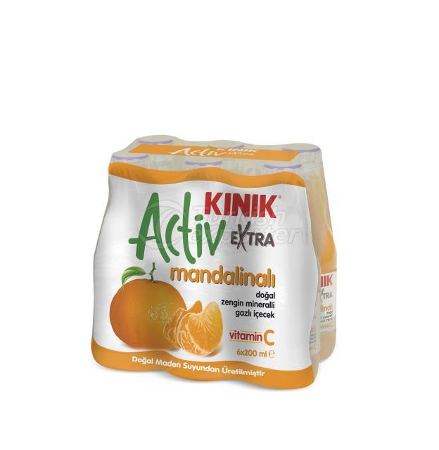مشروب قنق (Kinik) الغازي أكتيف أكست
