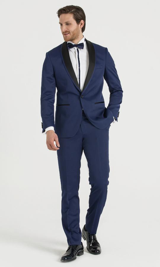 Slim Fit Groom_s Suit 33202116C041