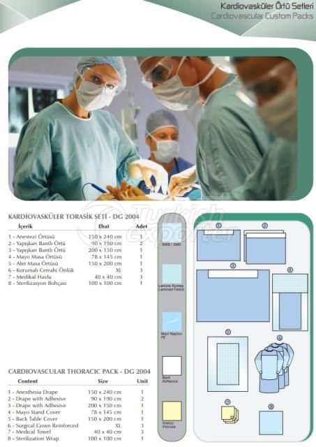 Cardiovascular Custom Packs