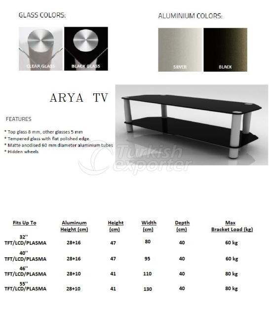 ARYA TV Ünitesi
