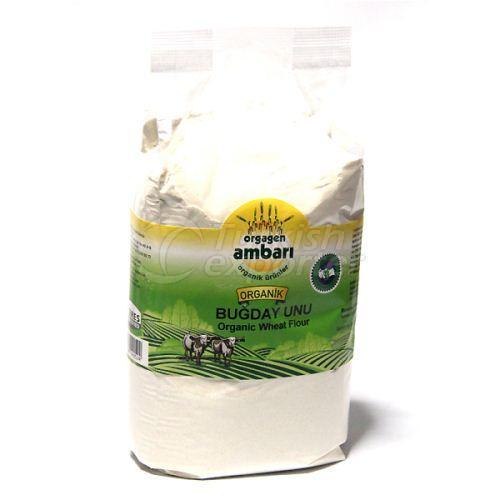 Organic Wheat Flour 1000 Gr