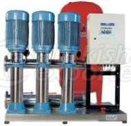Water Booster Systems Mas Daf DMA-DMB-DM