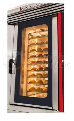فرن الخبز الدوارة PFS ED
