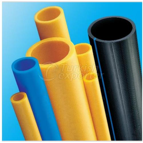 HDPE 100 Water Pipes
