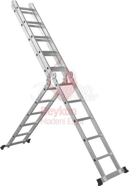 Las escaleras de usos múltiples desarrollador 45