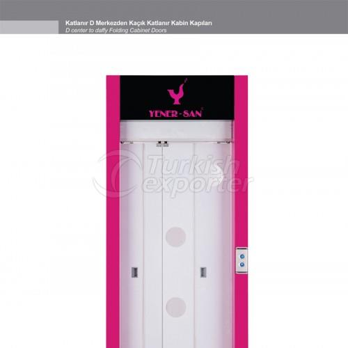 Elevator Doors Yenersan