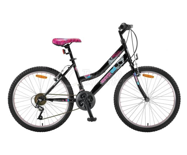 Bikes 2449 MONSTER HIGH
