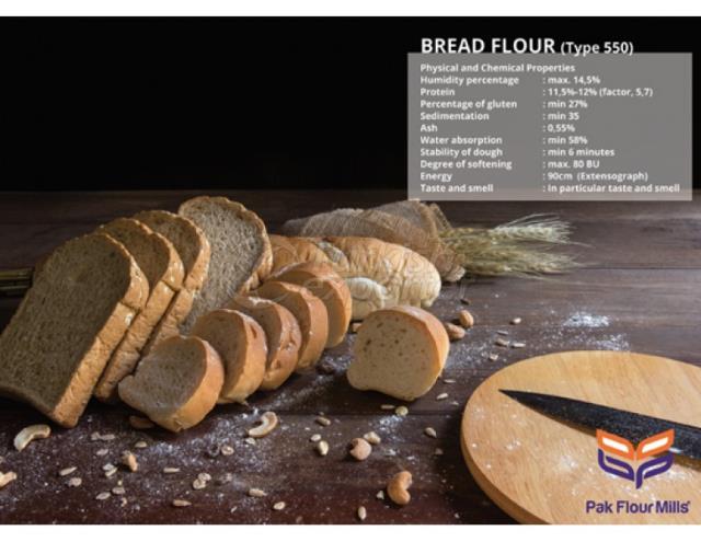 Bread Flour Type 550