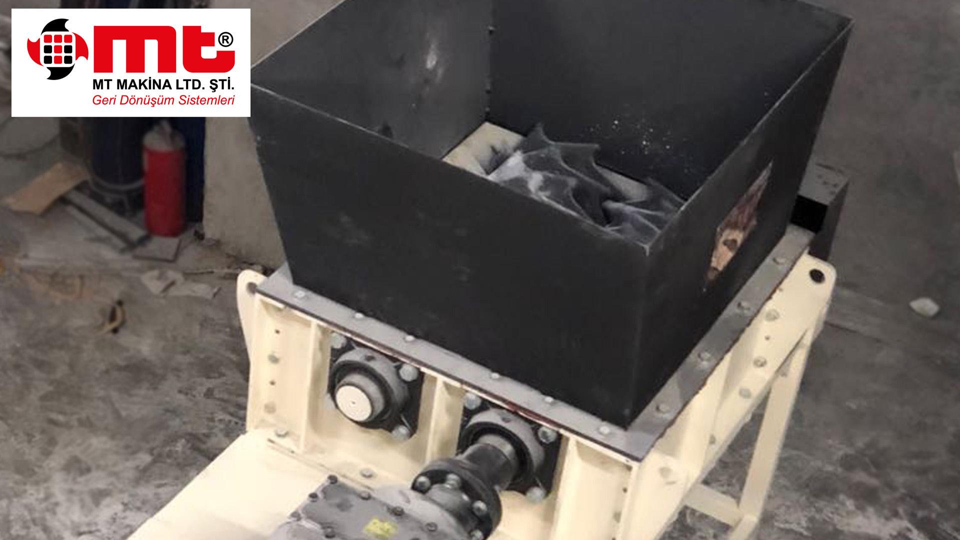 Packaging Separating Shredder Unit