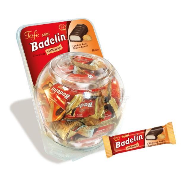 315 code Badelin Marzipan with Chocolate 18g
