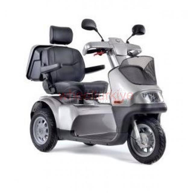 Power Wheelchairs BREEZE S3