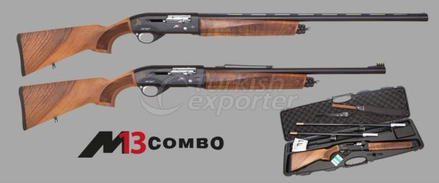 M 13 COMBO