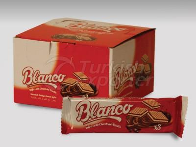 Blanco Wafers With Cocoa