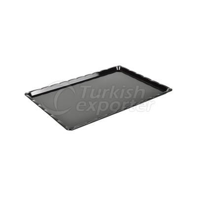 Unbreakable display Tray Black 3No.