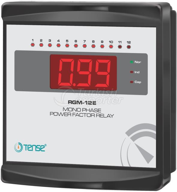 Power Factor Controller RGM-12E
