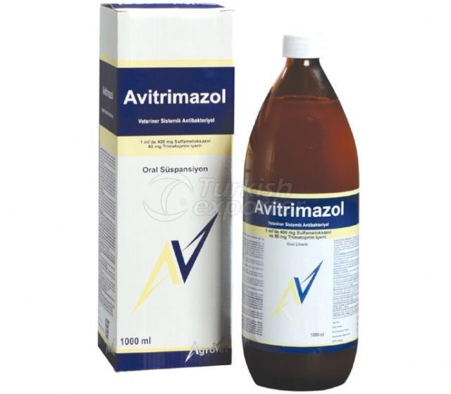 Suspensão Oral de Avitrimazol