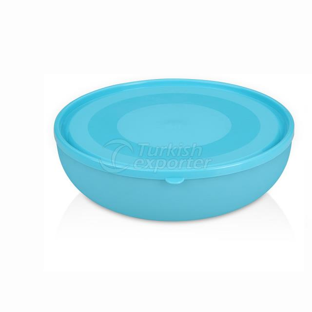 Small Bowl with Lid