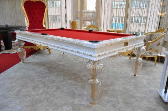 Billiards Table Cyrstal