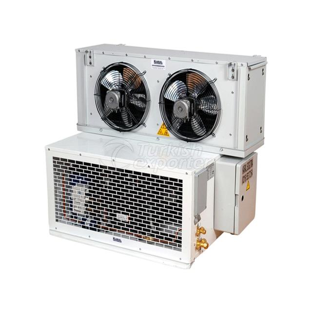 Split Typle Cooling Units