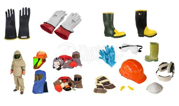 Personel Protective Equipments