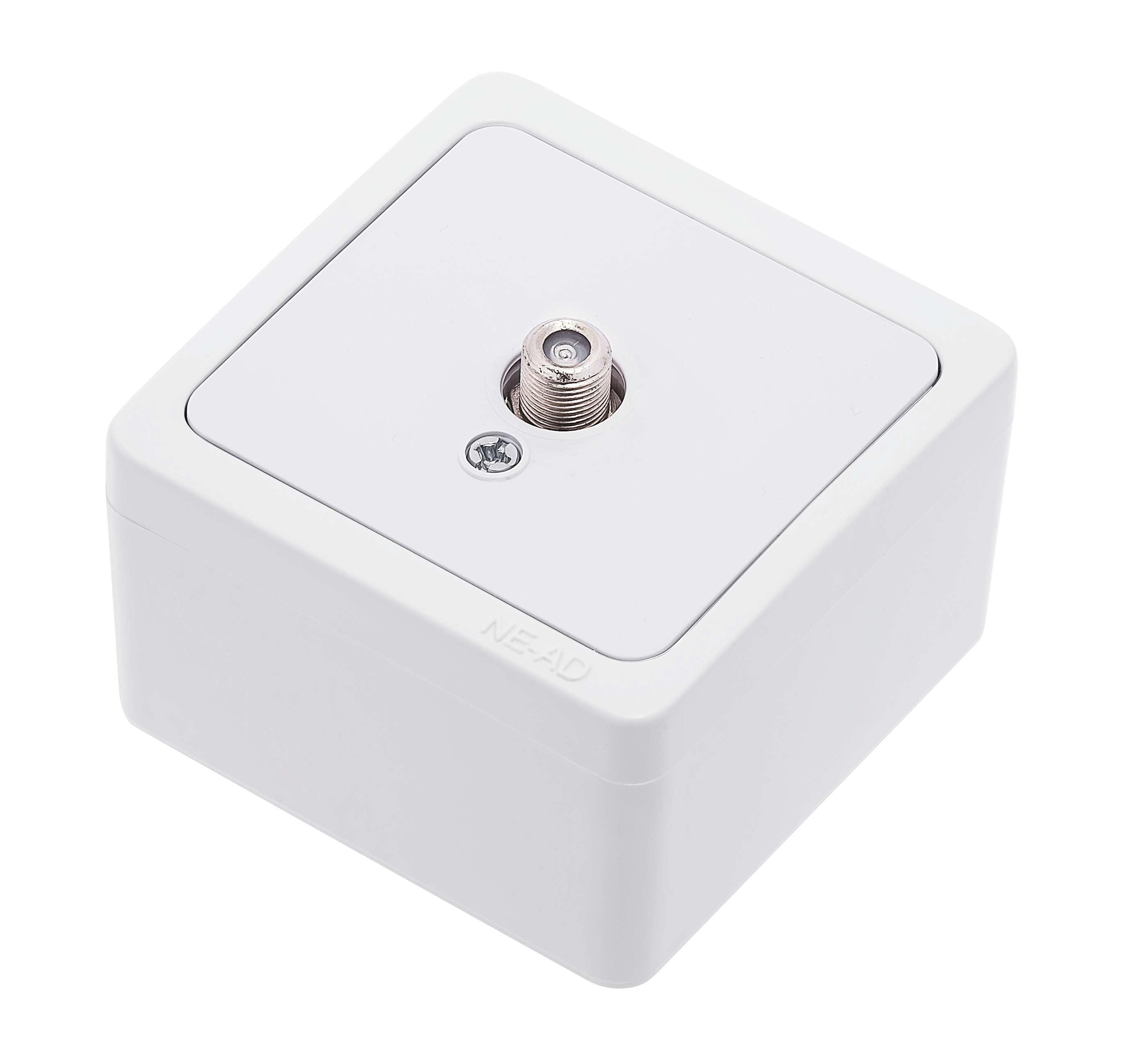 Satellite Socket With F Connector (ECO) / 95-27